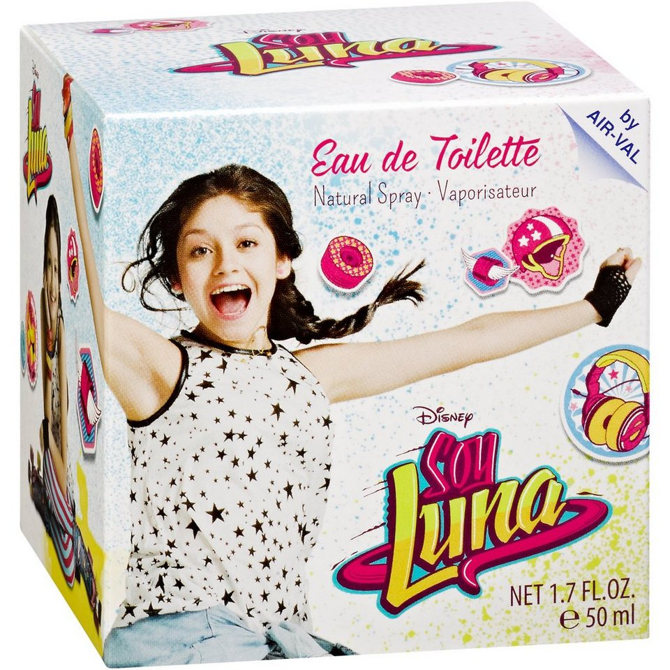 Eau de Toilette Soy Luna in Eisdose, 50 ml