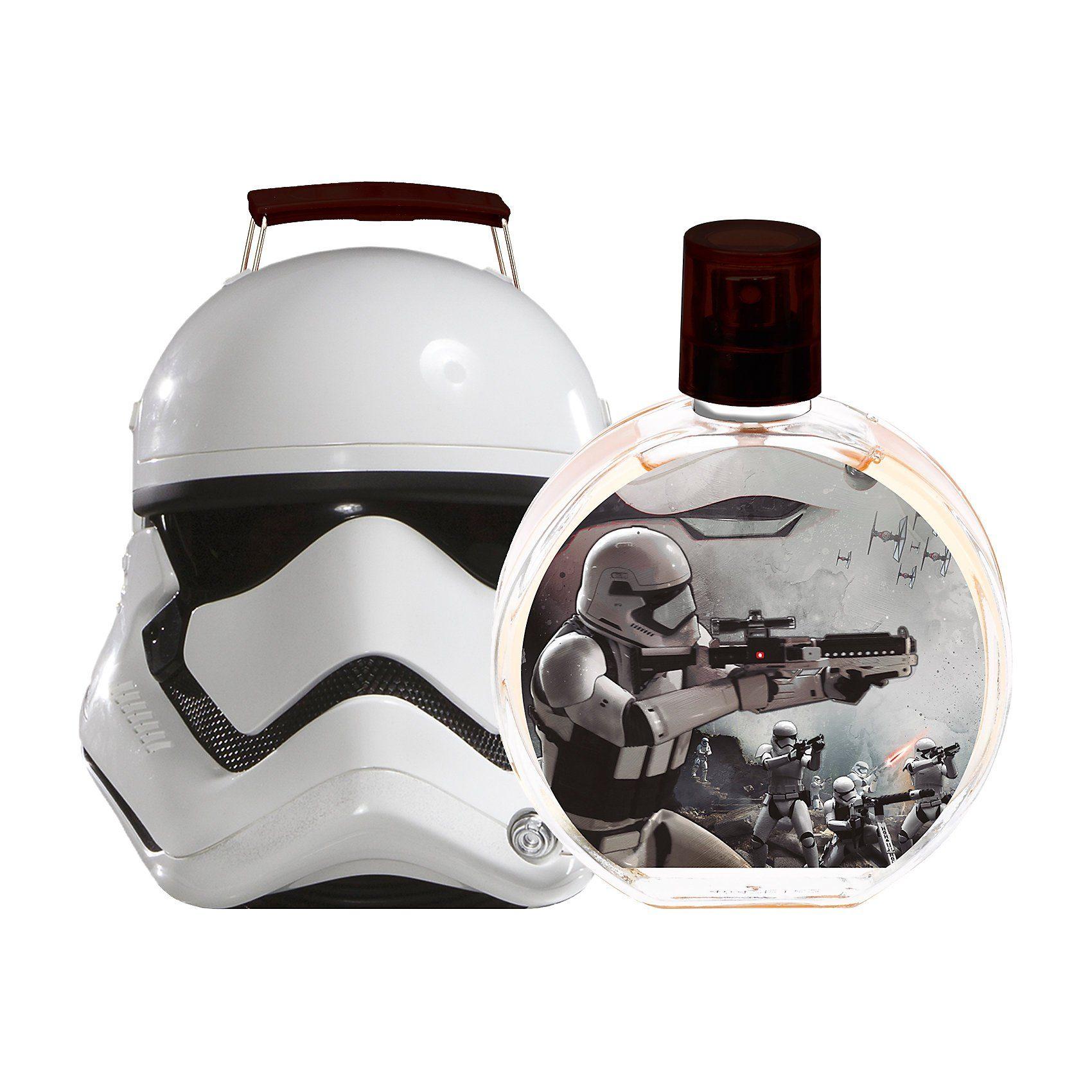 Stormtrooper Metallkoffer inkl. Eau de Toilette, Star Wars,