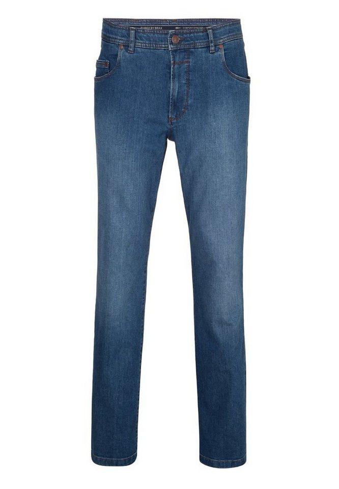 EUREX by BRAX Jeans »PEP 350« in BLUE STONE