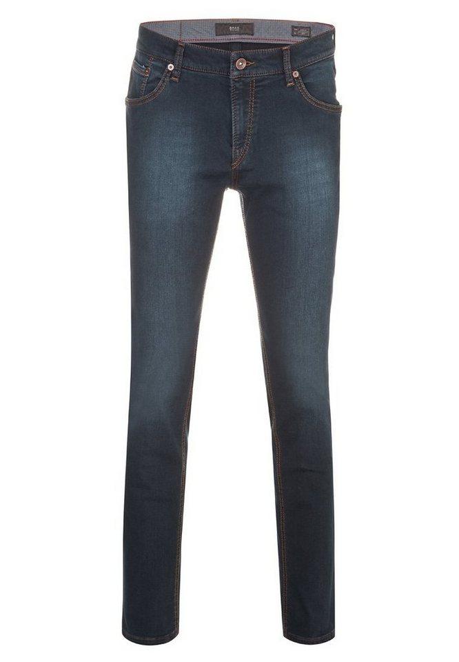 BRAX Herrenjeans Five-Pocket »CHUCK« in BLUE BLACK