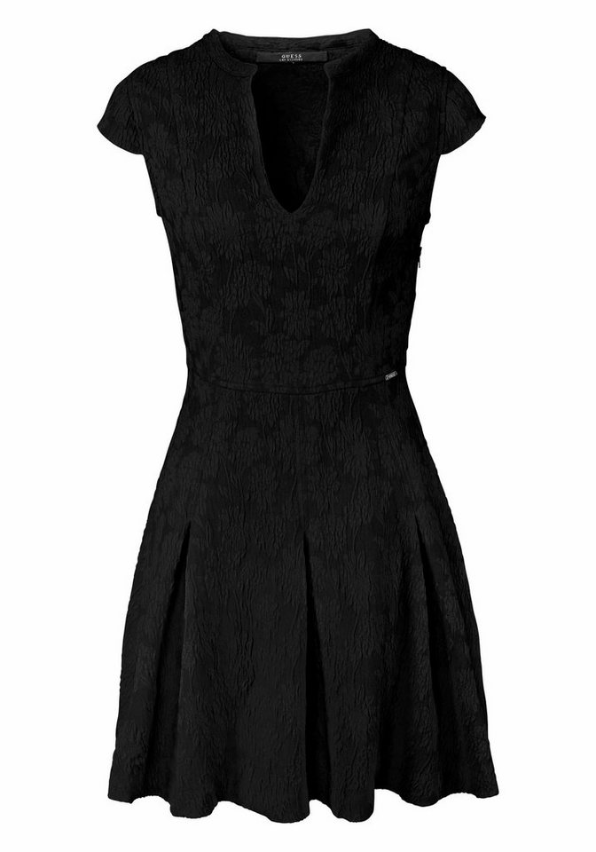 Guess Minikleid »PAULINE« in schwarz