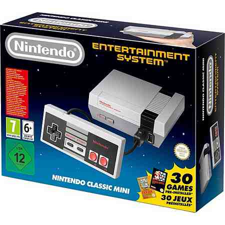 Nintendo Classic Mini: Entertainment System