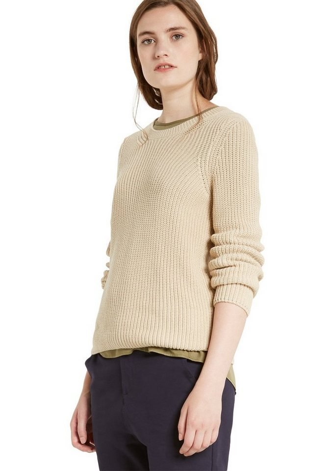 Marc O'Polo Pullover in 133 wood dust