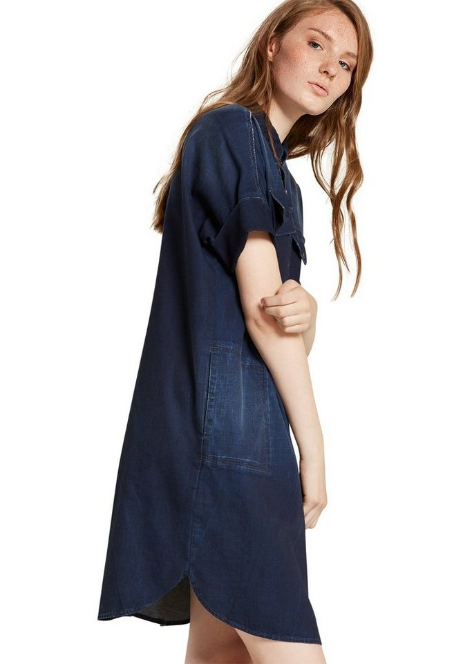 Marc O'Polo DENIM Kleid in P59 combo