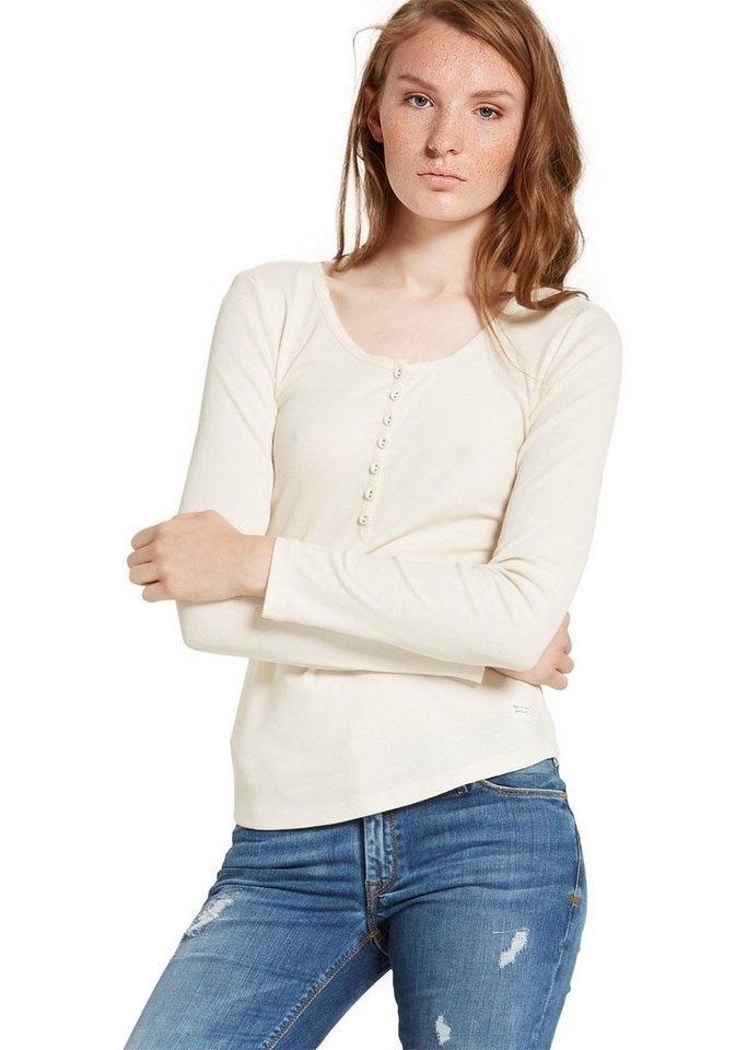 Marc O'Polo DENIM Shirt in 109 soft white