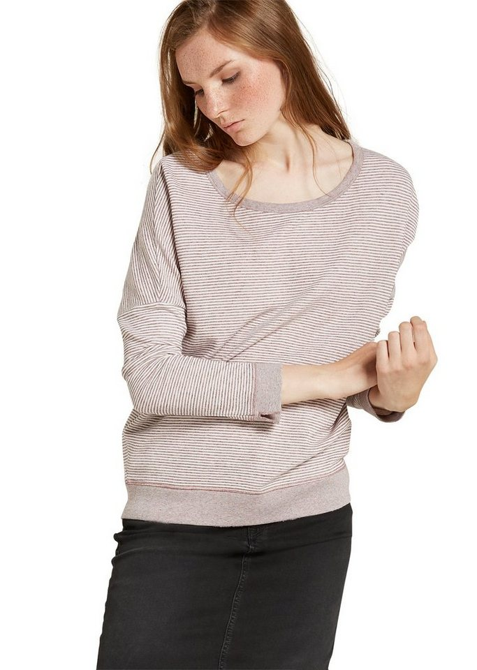 Marc O'Polo DENIM Sweatshirt in 391 mellow plum