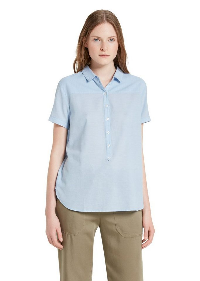Marc O'Polo Shirt in 807 light chambray blue