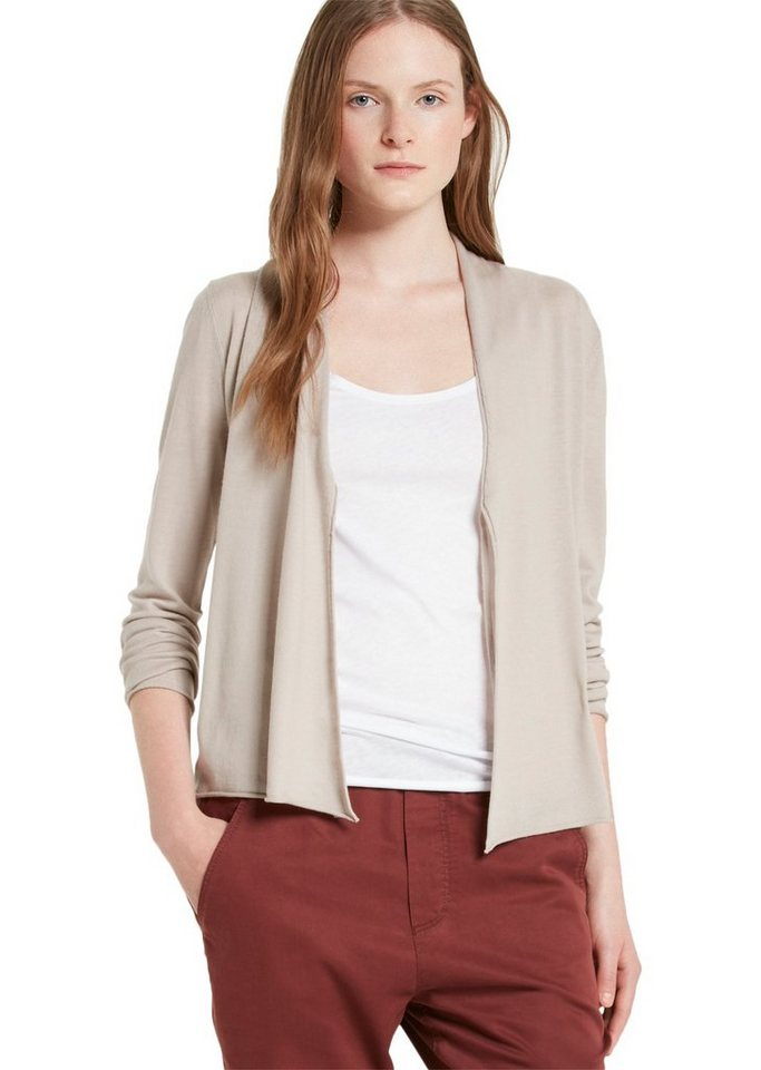Marc O'Polo Cardigan in 638 light cashmere