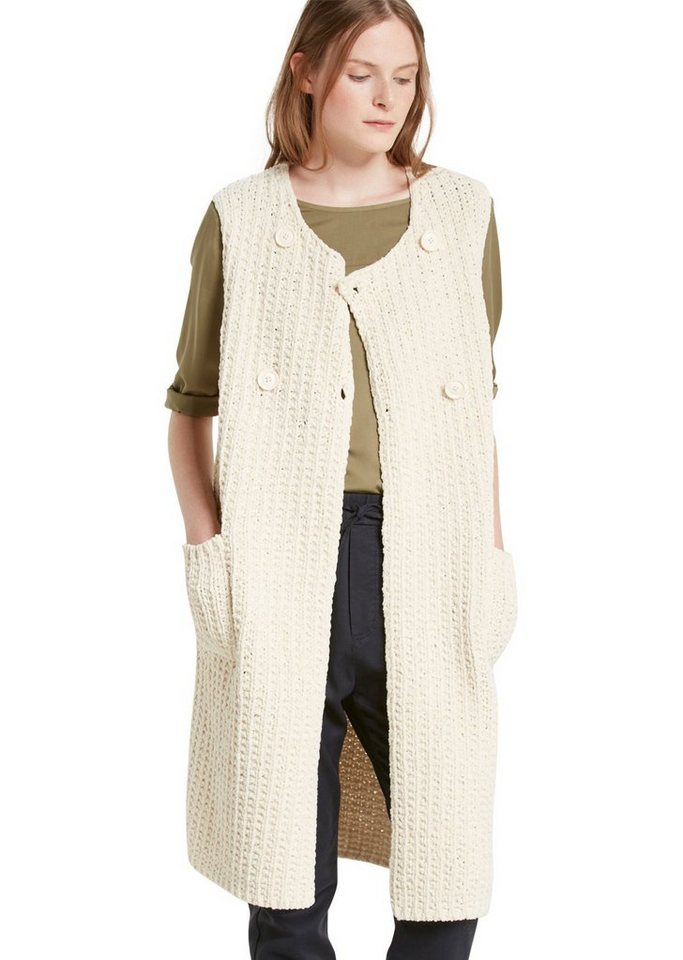Marc O'Polo Cardigan in 121 light ivory