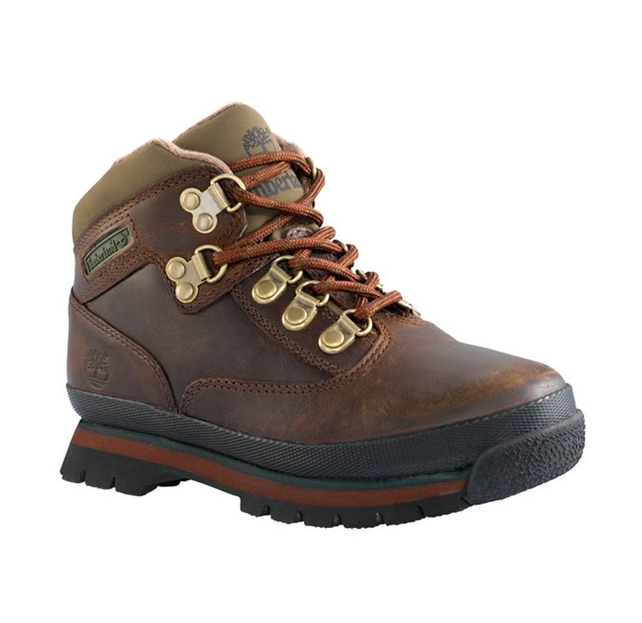 Timberland Kletterschuh »Euro Hiker Shoes Juniors« in braun