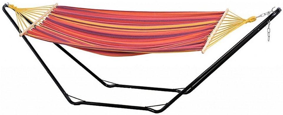 amazonas h ngematte amazonas beach set h ngematte mit gestell online kaufen otto. Black Bedroom Furniture Sets. Home Design Ideas