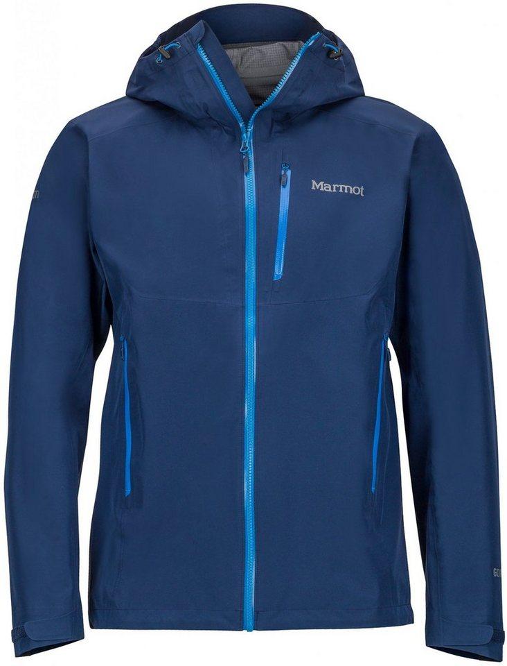 Marmot Regenjacke »Speed Light Jacket Men« in blau