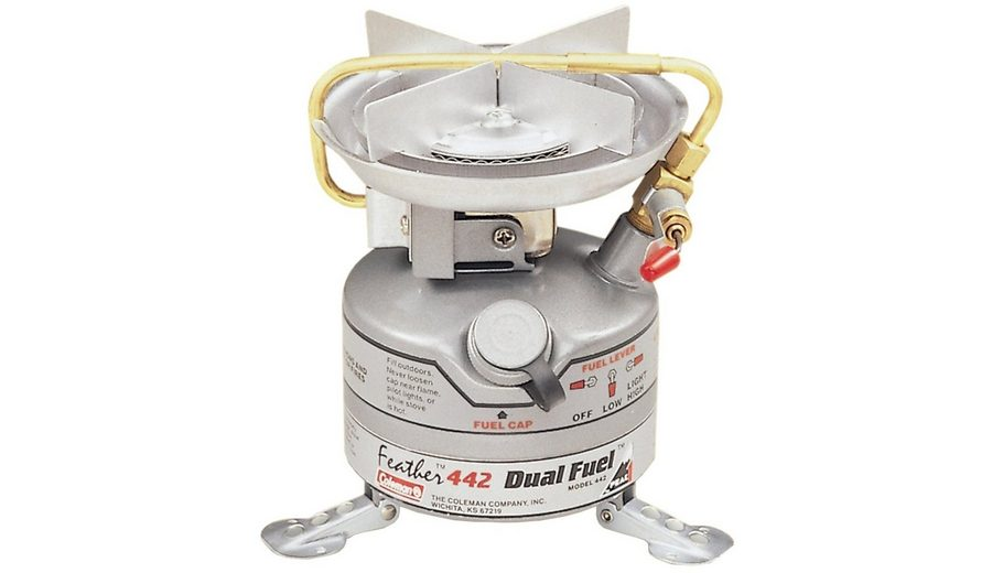 Coleman Camping-Kocher »Unleaded Feather Stove«