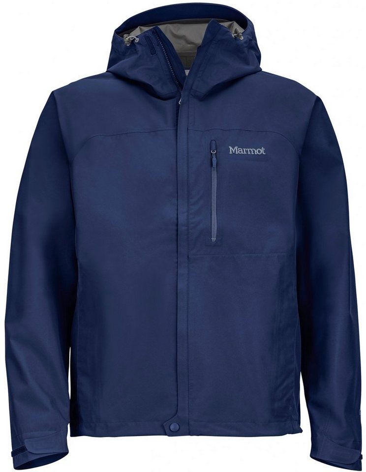 Marmot Regenjacke »Minimalist Jacket Men« in blau