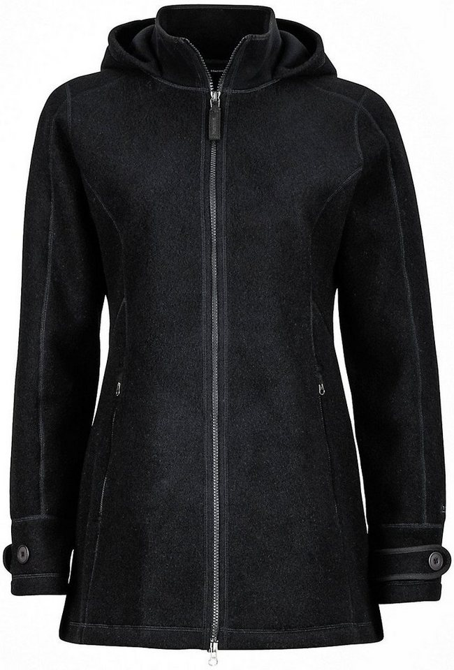 Marmot Outdoorjacke »Eliana Sweater Women« in schwarz