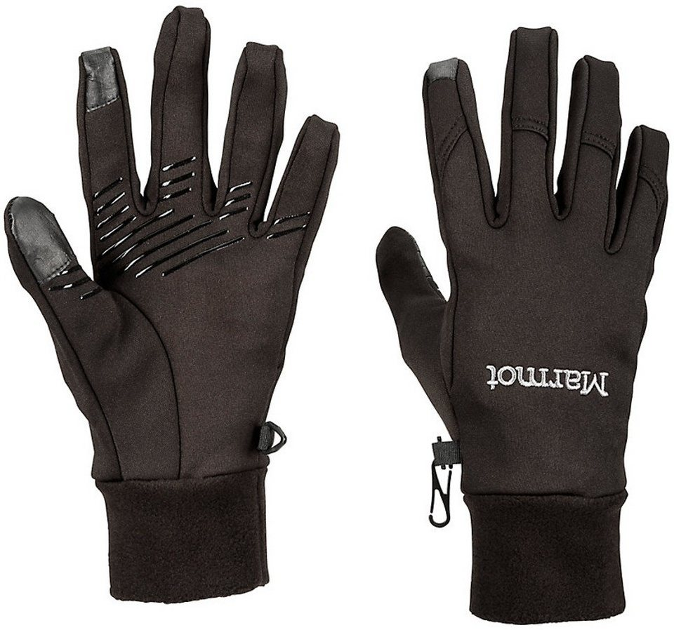 Marmot Handschuhe »Connect Gloves Women« in schwarz