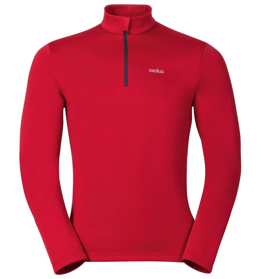 Odlo Pullover »Harbin Midlayer 1/2 Zip Men« in rot