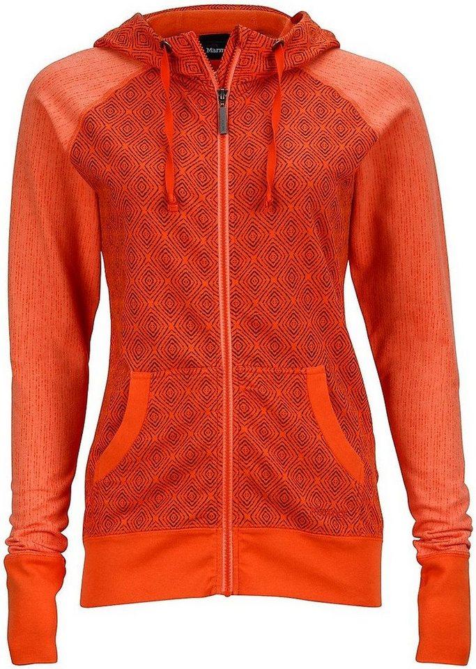 Marmot Pullover »Callie Hoody Women« in orange