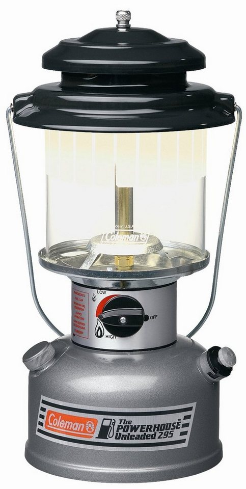 COLEMAN Camping-Beleuchtung »Powerhouse Lantern« in grau