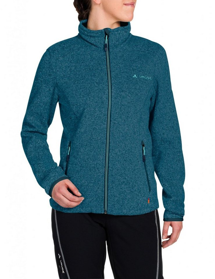 VAUDE Outdoorjacke »Rienza Jacket Women« in blau