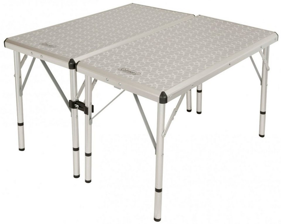 COLEMAN Camping Tisch »6 in 1 Camping Table« in grau