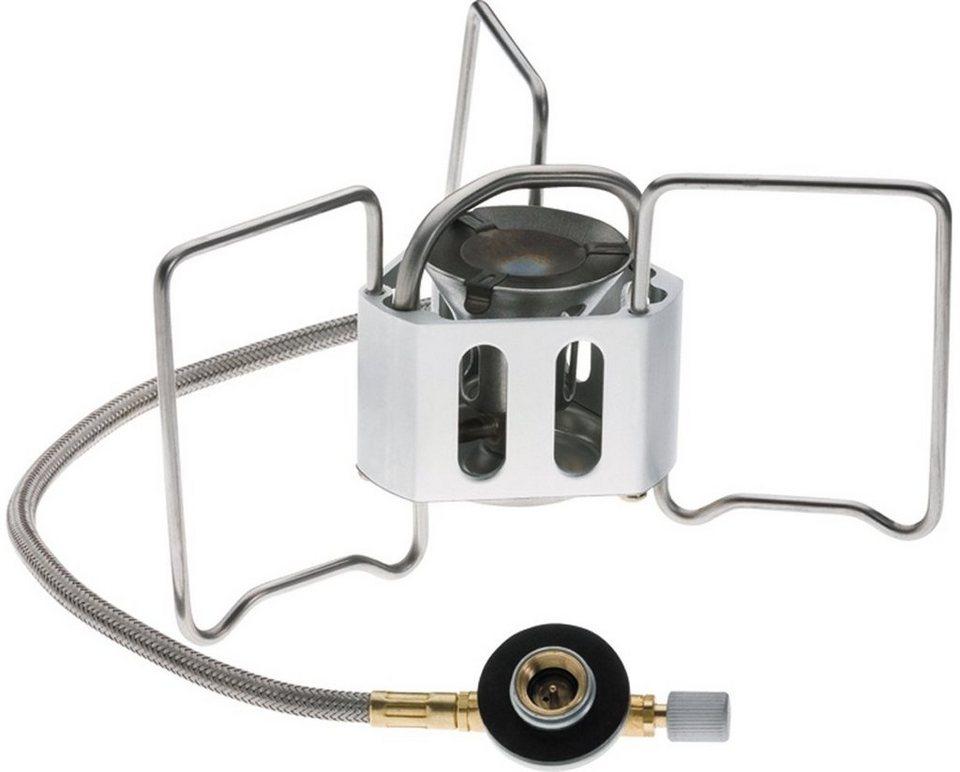 Edelrid Camping-Kocher »Hexon Multifuel Stove« in silber