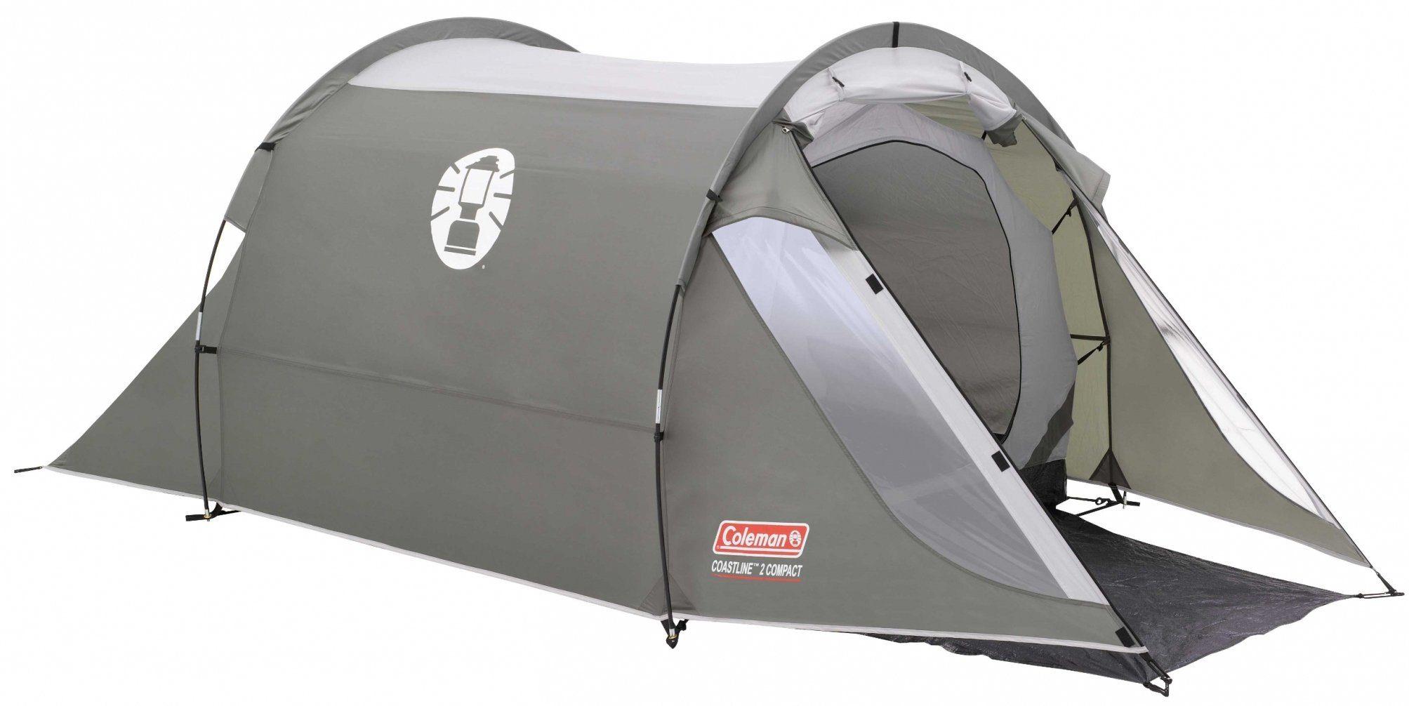 COLEMAN Zelt »Coastline 2 Compact Tent«