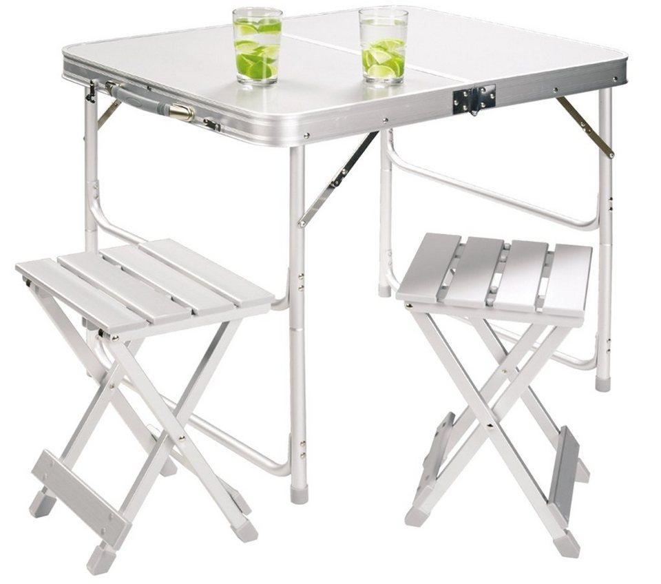Grand Canyon Camping Tisch »Alu Koffertisch 2er-Set« online kaufen ...