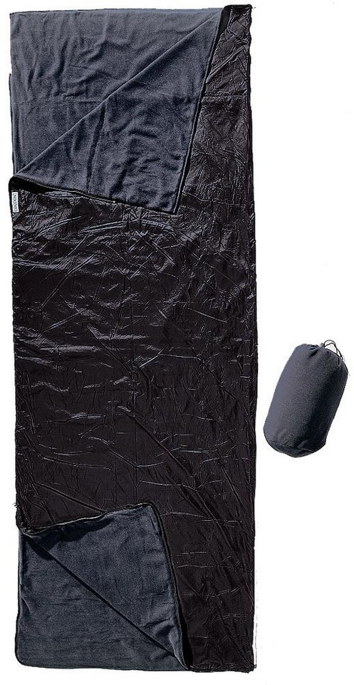 Cocoon Schlafsack »Outdoor Blanket/Sleeping Bag« in schwarz