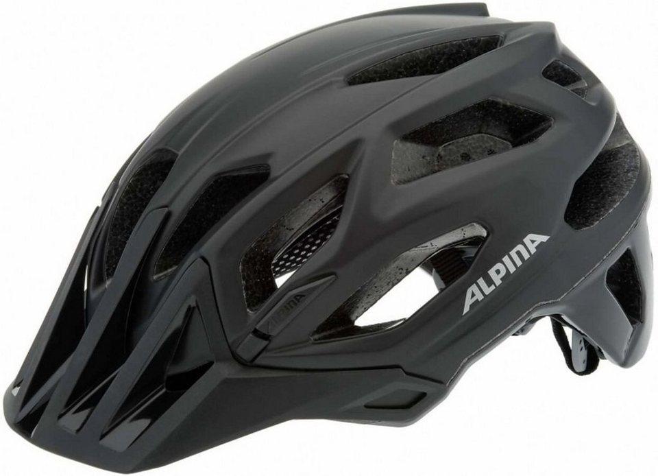 Alpina Fahrradhelm »Garbanzo Helm« in schwarz