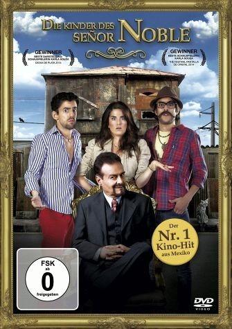 DVD »Die Kinder des Señor Noble«