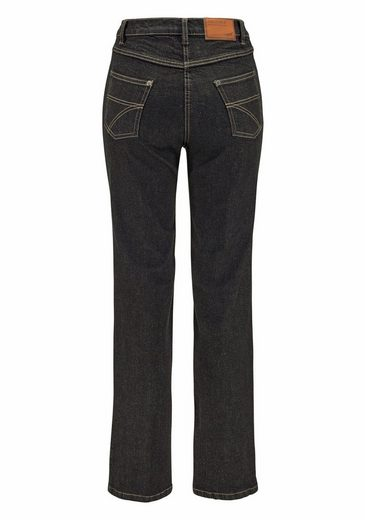 Arizona Gerade Jeans Annett, High Waist