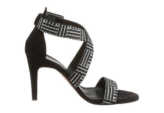 Sandale En Daim Tamaris