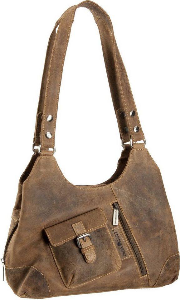 Greenburry Vintage Revival Vol. 1 Shopper Bag in Sattelbraun