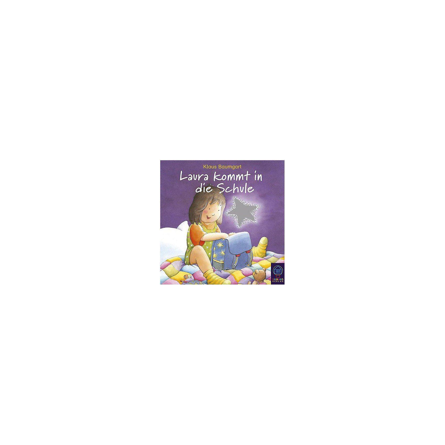 Baumhaus Verlag GmbH CD Lauras Stern - ...kommt in die Schule