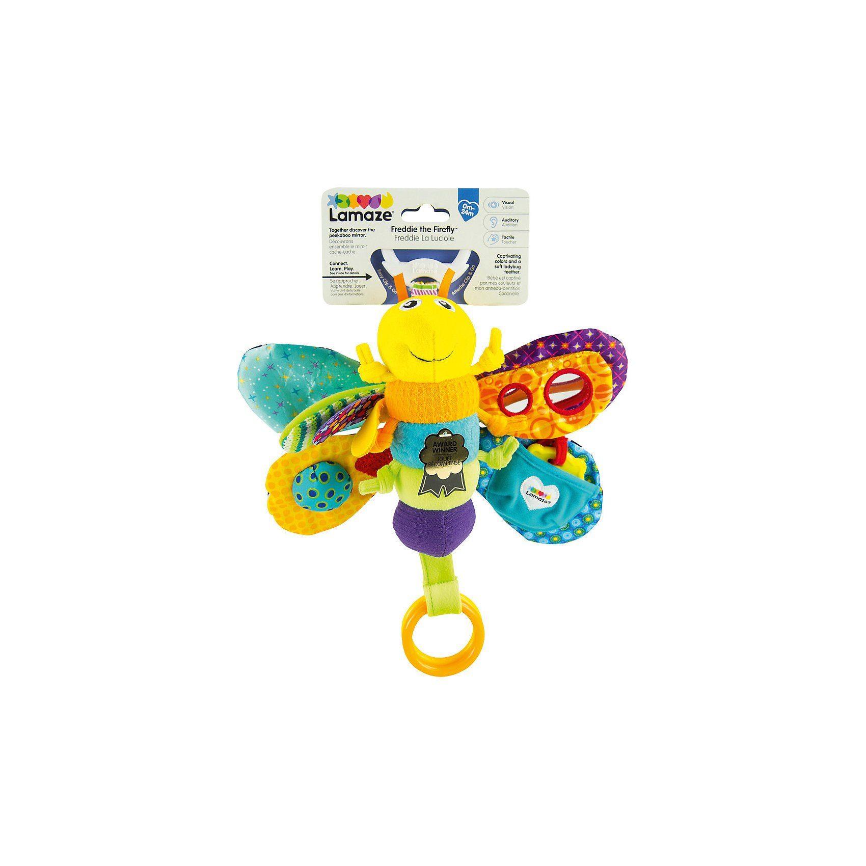 Lamaze Spieltier - Freddie, das Glühwürmchen