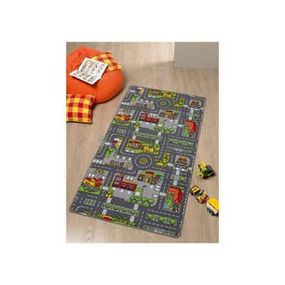 Spielteppich ´´City´´, 190cm Sale Angebote Felixsee