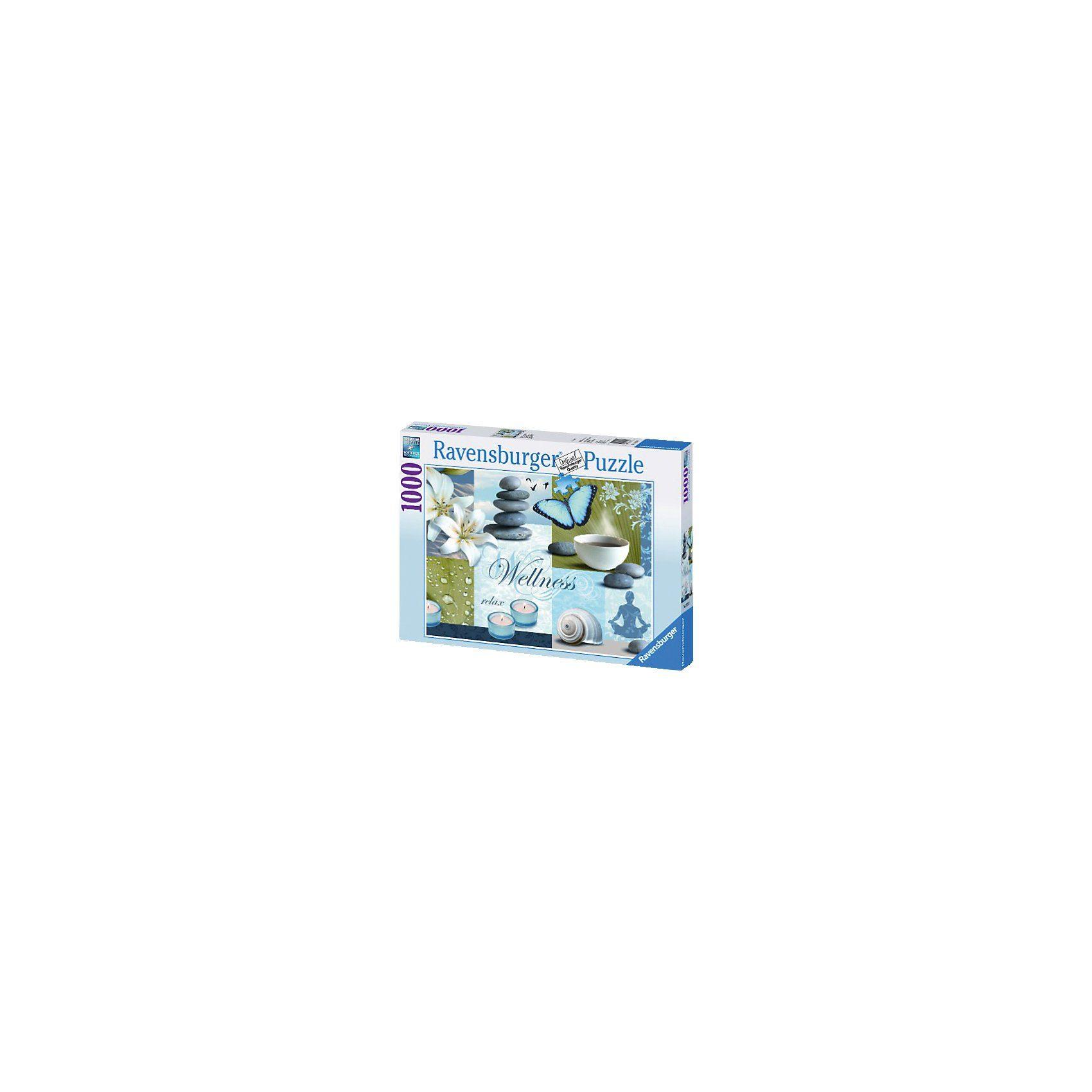 Ravensburger Pure Entspannung - 1000 Teile Puzzle