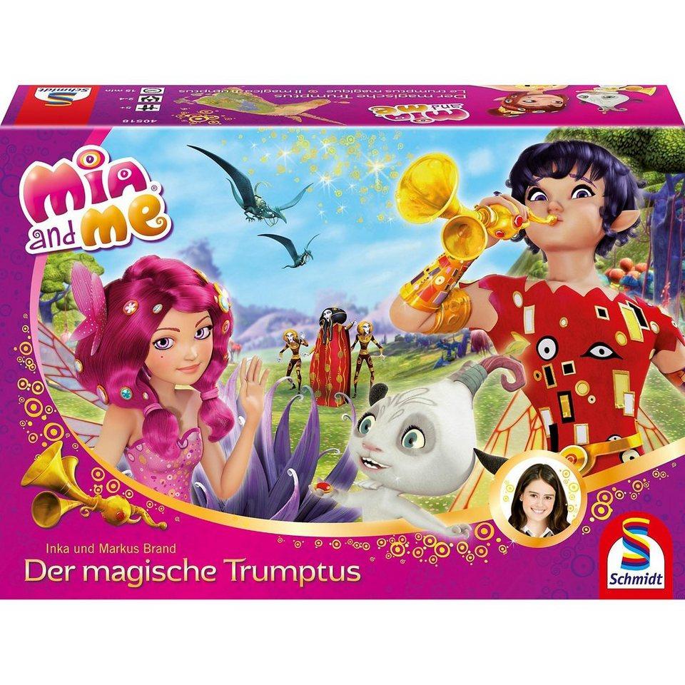Schmidt Spiele Mia and Me, Der magische Trumptus