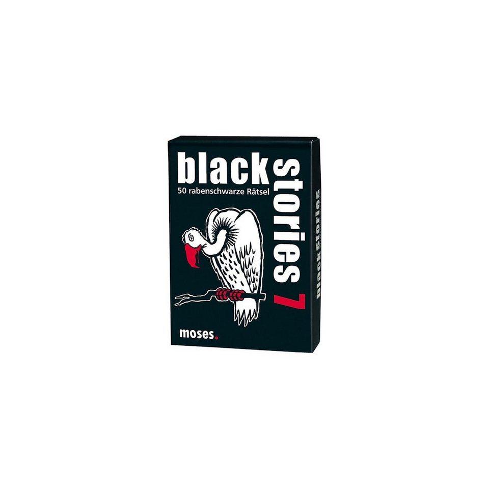 moses Black Stories 7