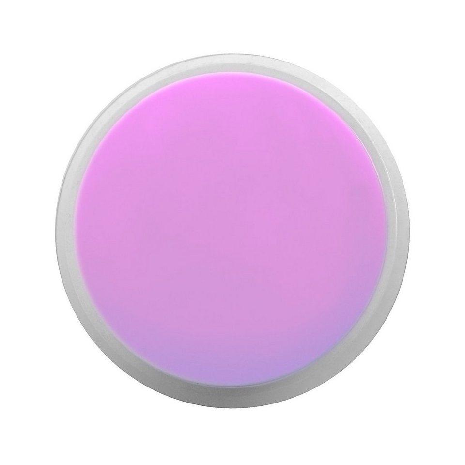 H + H babyruf Nachtlicht NL 52, rosa in rosa