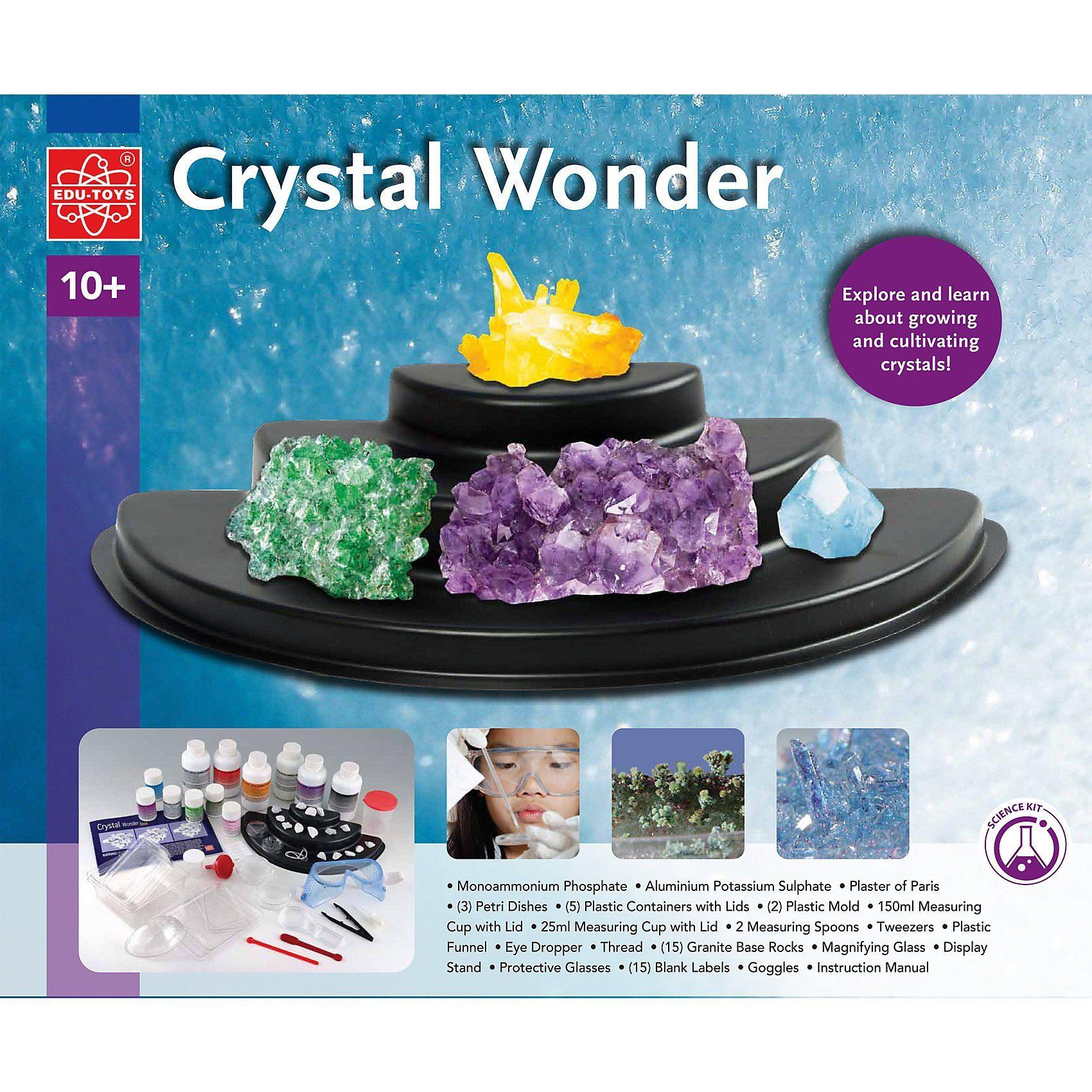 Edu-Toys Kristalle züchten