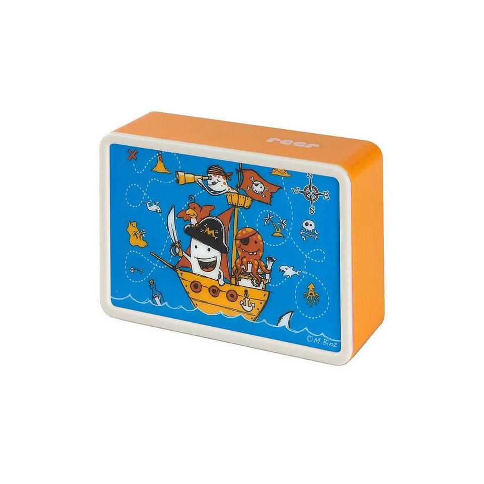 Reer LED Nachtlicht Piraten in orange