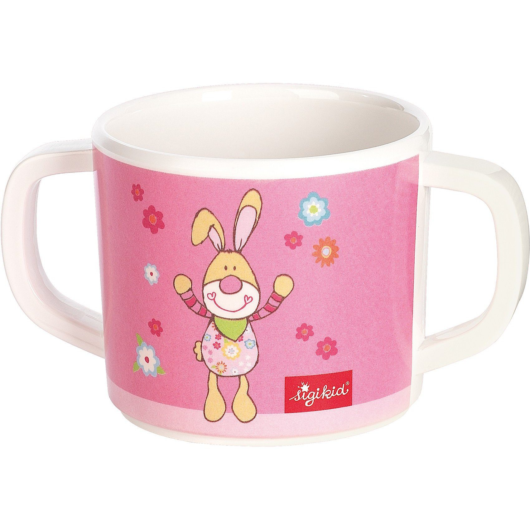 sigikid Melamin-Tasse Bungee Bunny (24434)