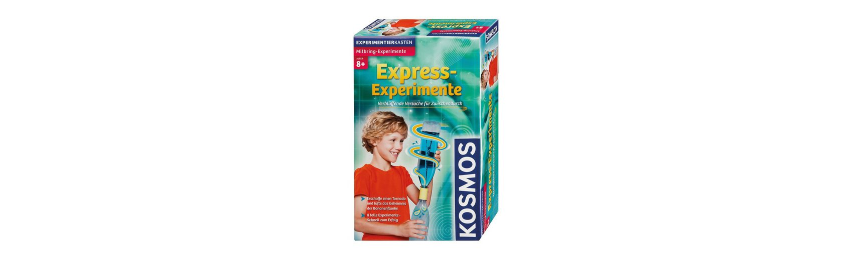 Kosmos Mitbringexperimente Express-Experimente