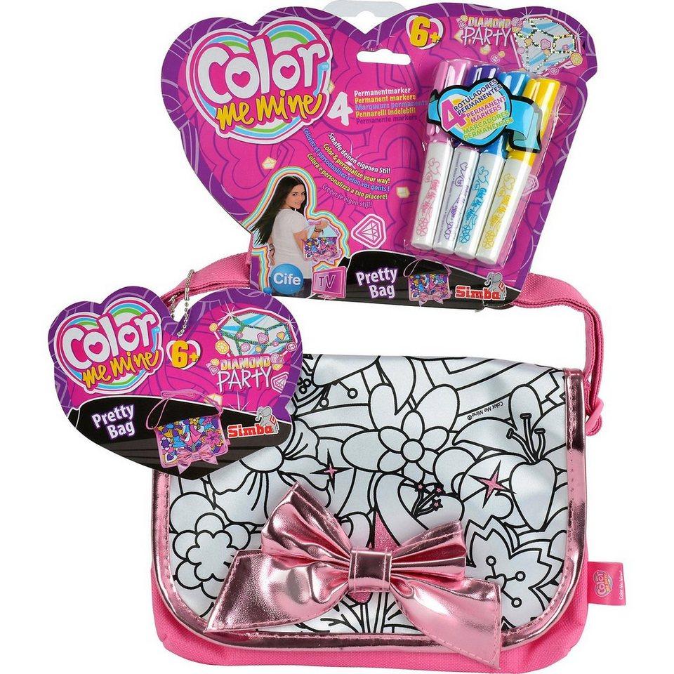 Simba Color Me Mine Diamond Party Pretty Bag