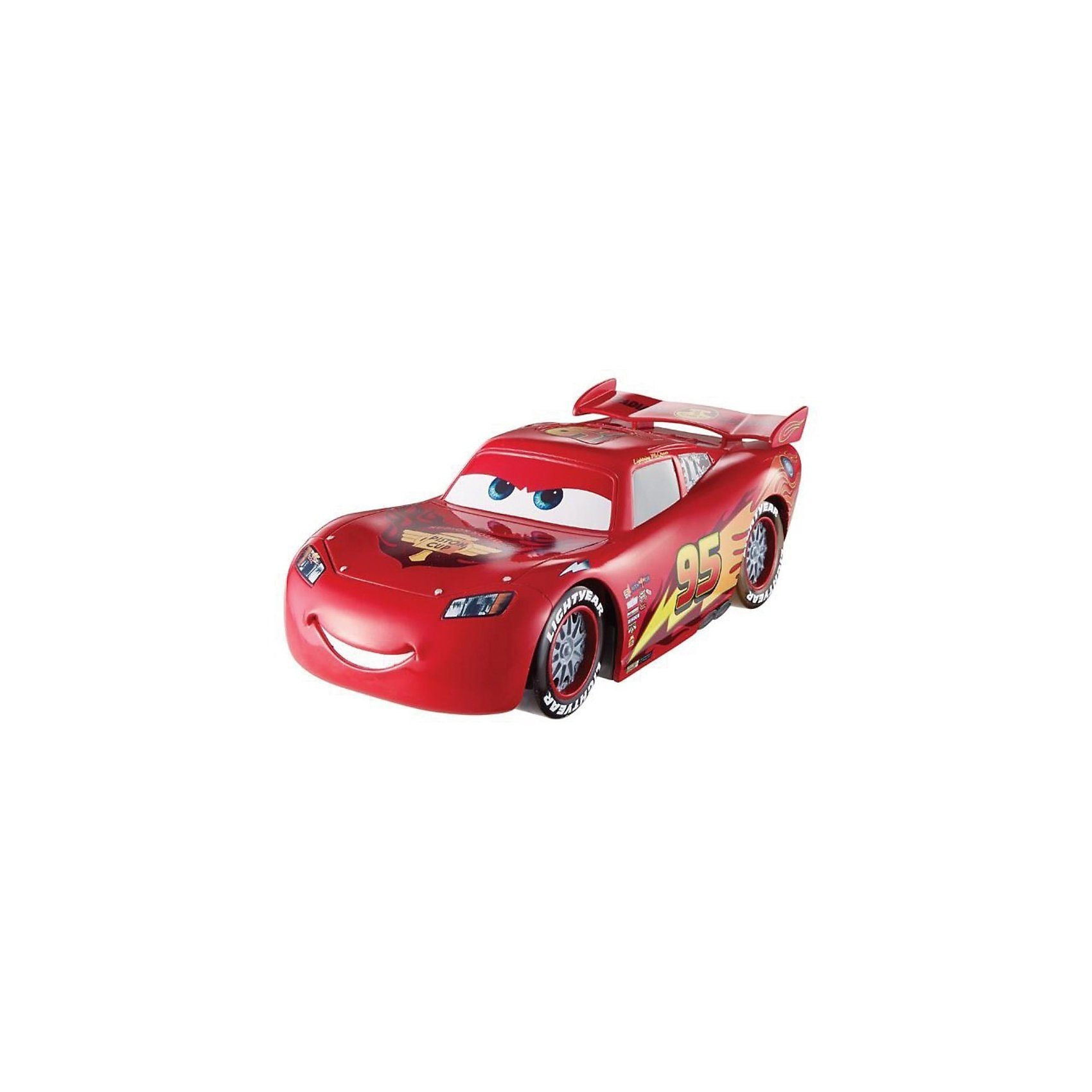 Mattel Burn-Out Reifen Lightning McQueen