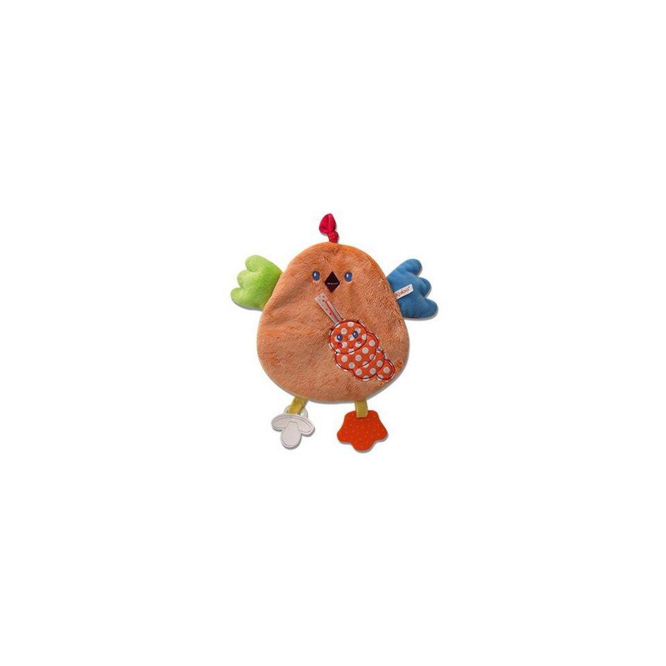 Kaloo Vogel Schmustetuch mit Schnullerhalter