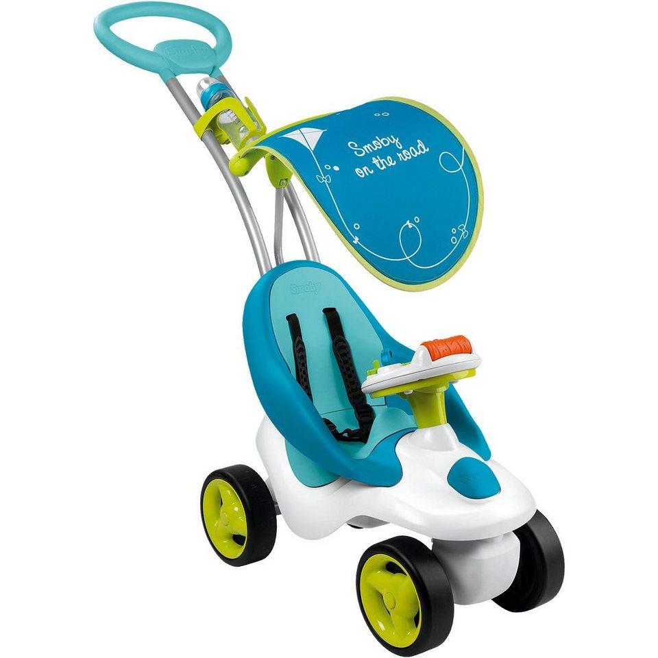 Smoby Bubble Go Rutscherfahrzeug, blau