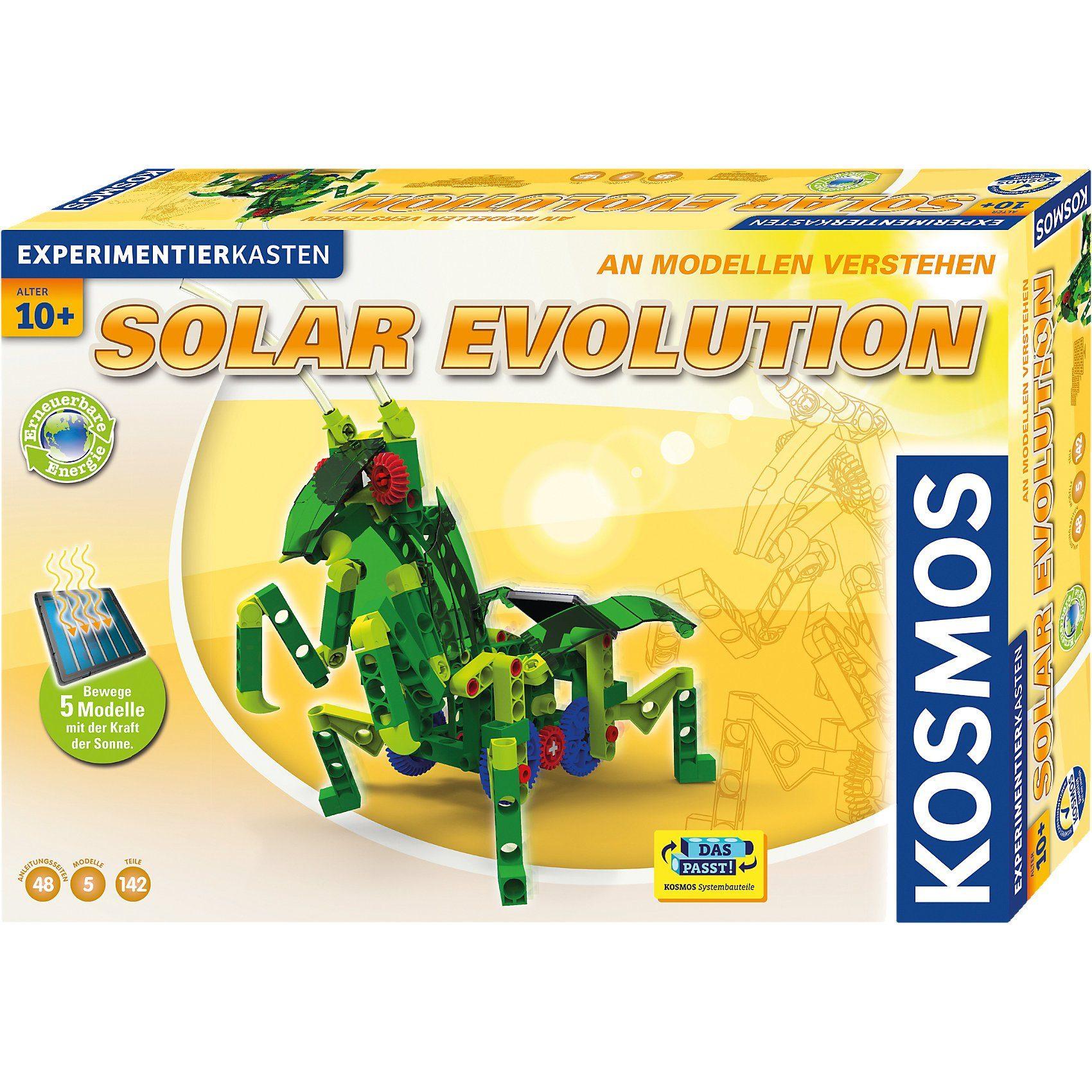 Kosmos Experimentierkasten Solar Evolution